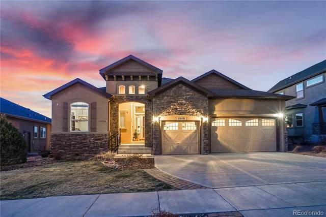 1518 Yellow Tail Drive, Colorado Springs, CO 80921 (MLS #9366639) :: 8z Real Estate