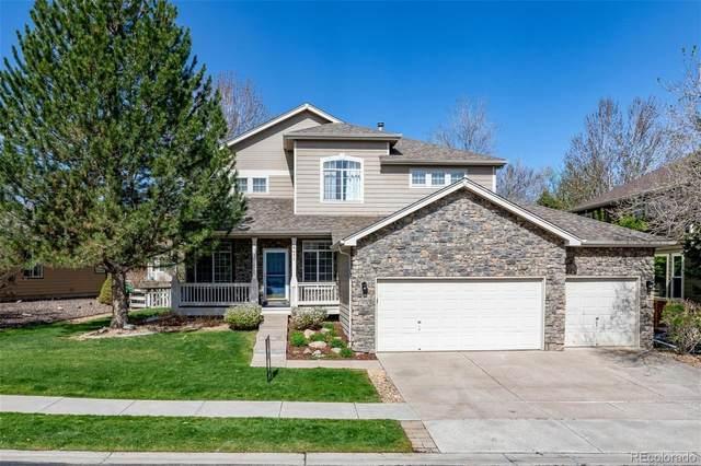 8411 S Oak Street, Littleton, CO 80127 (#9366771) :: HomeSmart