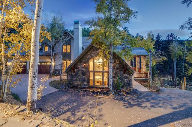 25448 Stanley Park Road, Evergreen, CO 80439 (#9367352) :: You 1st Realty