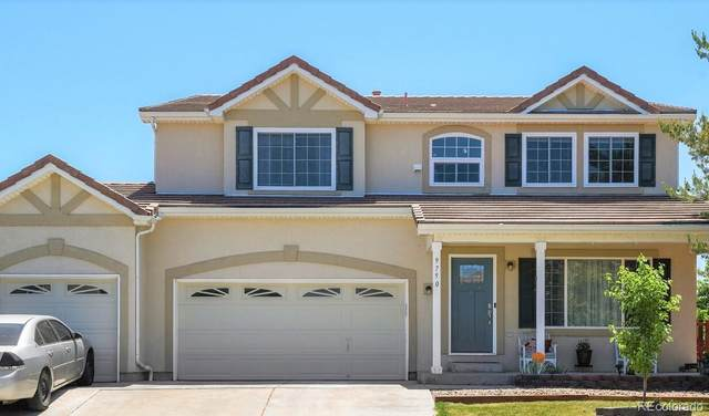 9790 Jasper Street, Commerce City, CO 80022 (MLS #9367603) :: Find Colorado