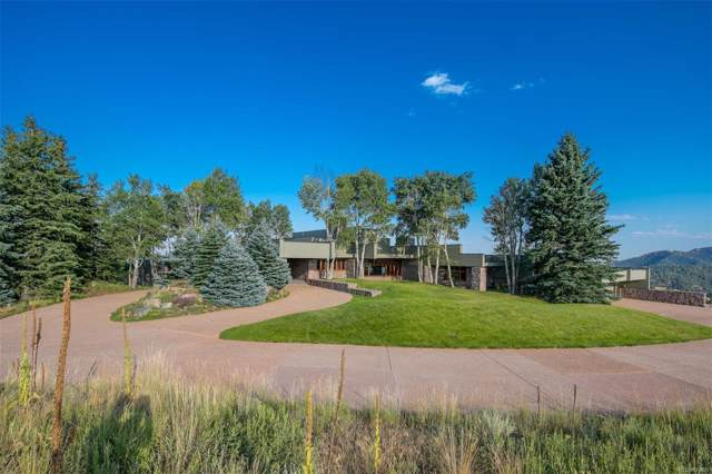 21509 Cabrini Boulevard, Golden, CO 80401 (#9367994) :: Compass Colorado Realty