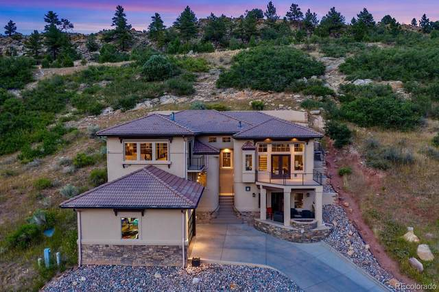 6658 Old Ranch Trail, Littleton, CO 80125 (#9368504) :: The Healey Group