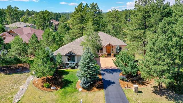 684 Independence Drive, Larkspur, CO 80118 (#9370434) :: The Heyl Group at Keller Williams