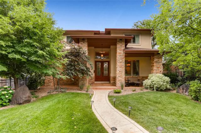 2319 S Josephine Street, Denver, CO 80210 (#9370978) :: Sellstate Realty Pros