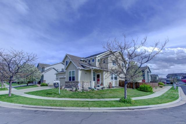 11402 E 118th Place, Henderson, CO 80640 (#9377799) :: James Crocker Team