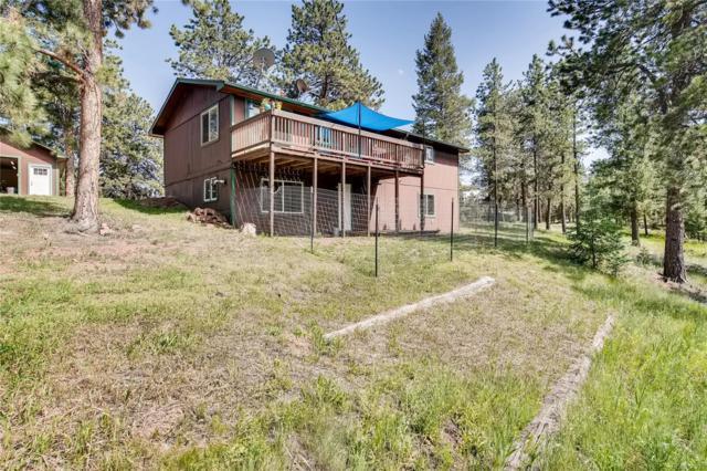 33664 Freda Road, Pine, CO 80470 (MLS #9378065) :: 8z Real Estate