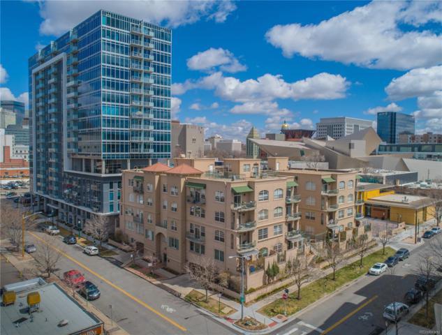1200 Cherokee Street #102, Denver, CO 80204 (#9378083) :: The Peak Properties Group