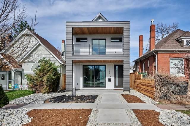 343 S Grant Street, Denver, CO 80209 (#9378292) :: Mile High Luxury Real Estate