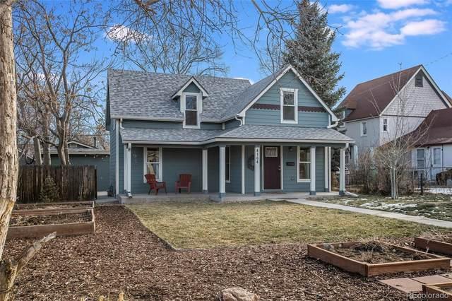 4164 Benton Street, Denver, CO 80212 (#9378847) :: HomeSmart
