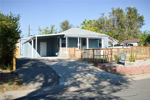 1065 S Osceola Street, Denver, CO 80219 (#9379221) :: Venterra Real Estate LLC