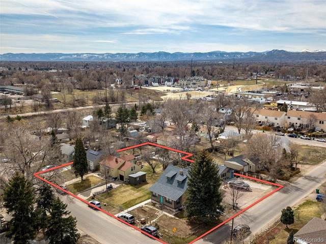 1275 Ames Street, Lakewood, CO 80214 (#9381986) :: HomeSmart