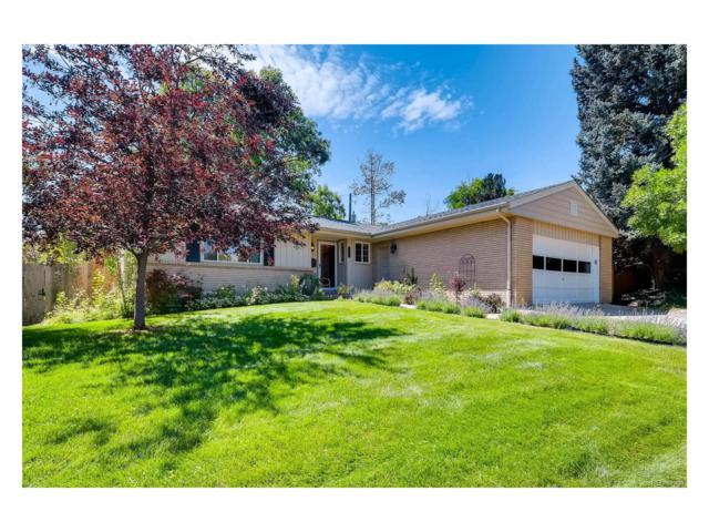 6816 S Cook Way, Centennial, CO 80122 (MLS #9383816) :: 8z Real Estate
