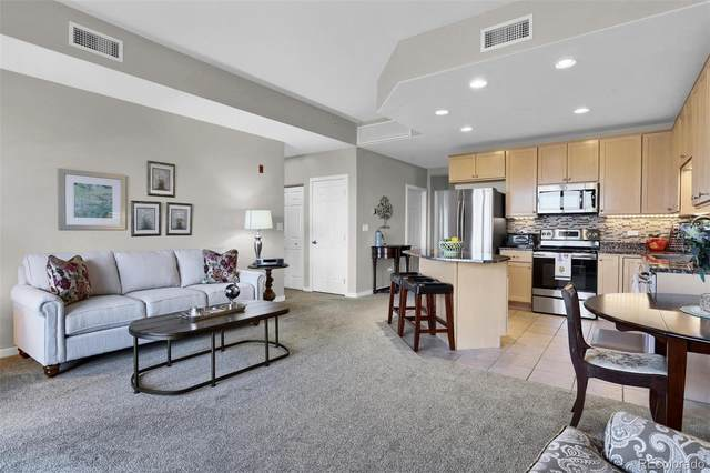 4875 S Monaco Street #309, Denver, CO 80237 (#9383916) :: Berkshire Hathaway Elevated Living Real Estate