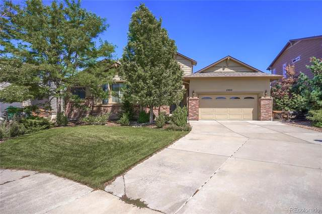 25855 E Dry Creek Place, Aurora, CO 80016 (#9385105) :: Kimberly Austin Properties