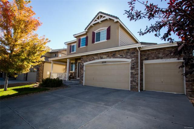 21268 E Pennwood Drive, Centennial, CO 80015 (#9388492) :: The Griffith Home Team
