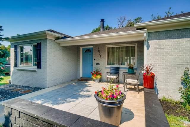 1601 Quebec Street, Denver, CO 80220 (#9389359) :: Wisdom Real Estate