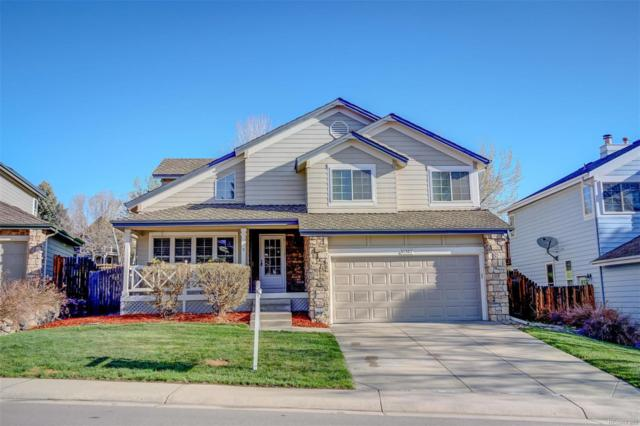 10367 Stoneflower Drive, Parker, CO 80134 (MLS #9390999) :: 8z Real Estate