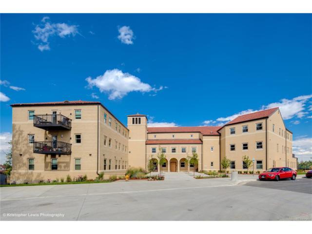 2835 W Parkside Place #309, Denver, CO 80221 (#9392263) :: The Pete Cook Home Group