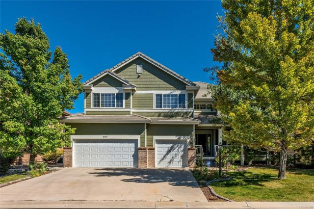 9450 S Aspen Hill Way, Lone Tree, CO 80124 (#9392764) :: The Peak Properties Group