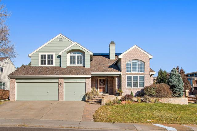 8980 Green Meadows Drive, Highlands Ranch, CO 80126 (#9393476) :: The DeGrood Team