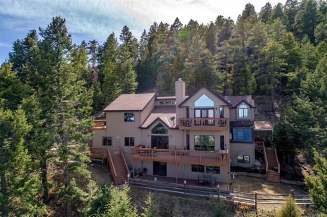 4600 Olympic Way, Evergreen, CO 80439 (#9402514) :: The City and Mountains Group
