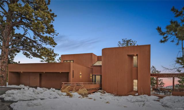 2002 Montane Drive, Golden, CO 80401 (#9405829) :: James Crocker Team