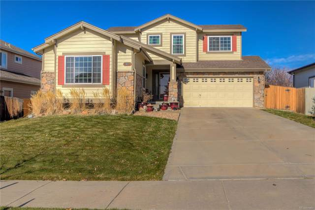 19537 E Dickenson Place, Aurora, CO 80013 (#9406929) :: The Healey Group