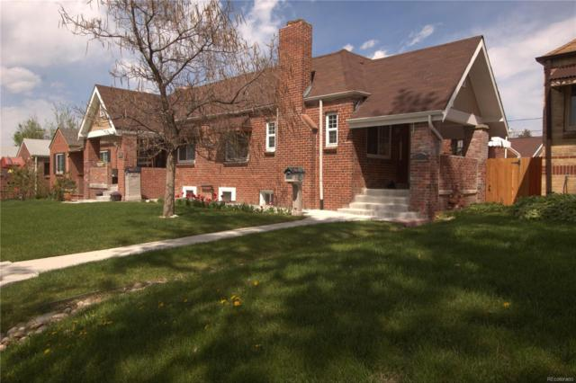 1456 Clermont Street, Denver, CO 80220 (#9409683) :: The DeGrood Team