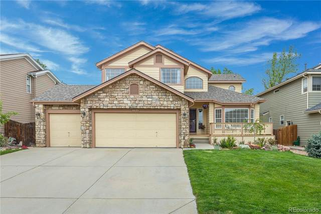 4421 Cottonwood Lakes Boulevard, Thornton, CO 80241 (MLS #9410444) :: Bliss Realty Group