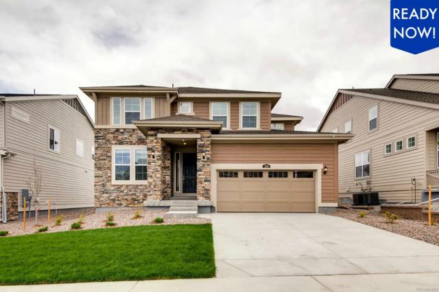 220 Back Nine Drive, Castle Pines, CO 80108 (#9410579) :: The Pete Cook Home Group