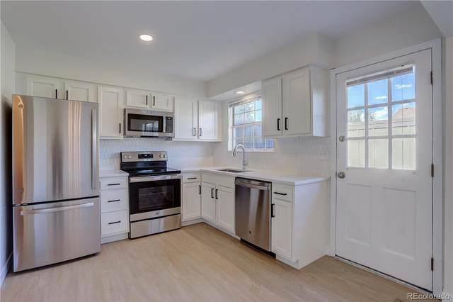 8770 E Yale Avenue D, Denver, CO 80231 (#9411458) :: Finch & Gable Real Estate Co.