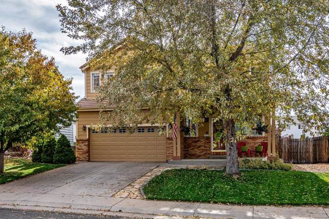 5279 S Shawnee Street, Aurora, CO 80015 (#9414372) :: Bring Home Denver with Keller Williams Downtown Realty LLC