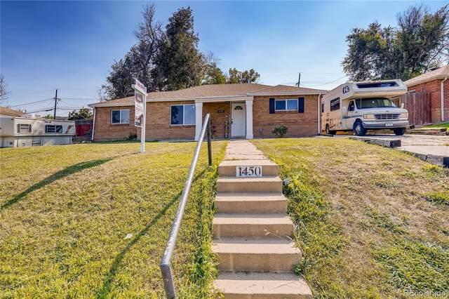 1450 Oak Place, Thornton, CO 80229 (#9415218) :: The Dixon Group