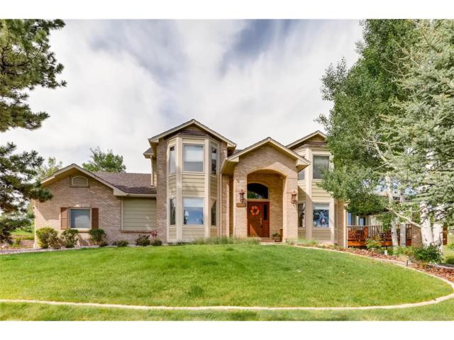 7638 Prairie Lake Trail, Parker, CO 80134 (MLS #9417759) :: 8z Real Estate