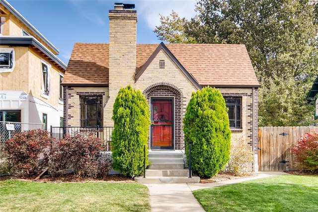 2342 Irving Street, Denver, CO 80211 (#9418522) :: The Heyl Group at Keller Williams