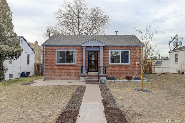 1323 Locust Street, Denver, CO 80220 (#9424547) :: iHomes Colorado