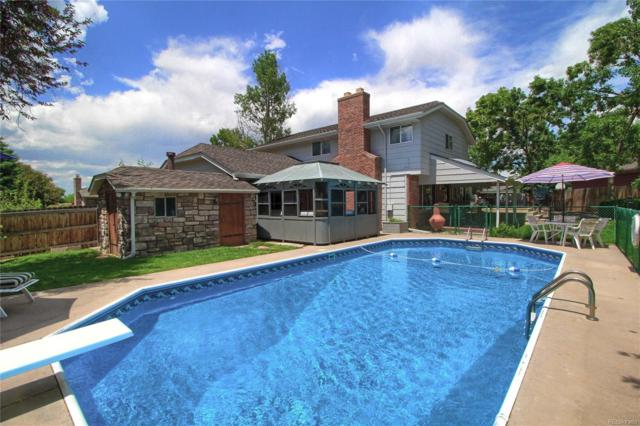 8170 S Madison Way, Centennial, CO 80122 (#9435466) :: Wisdom Real Estate