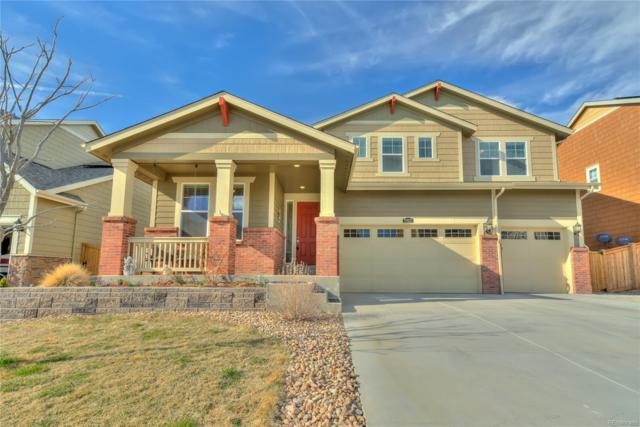 5323 E 140th Place, Thornton, CO 80602 (#9437895) :: The Healey Group