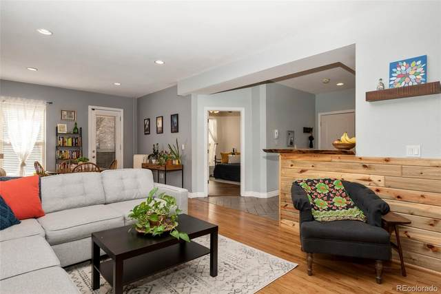401 E 11th Avenue #14, Denver, CO 80203 (#9439181) :: Colorado Home Finder Realty