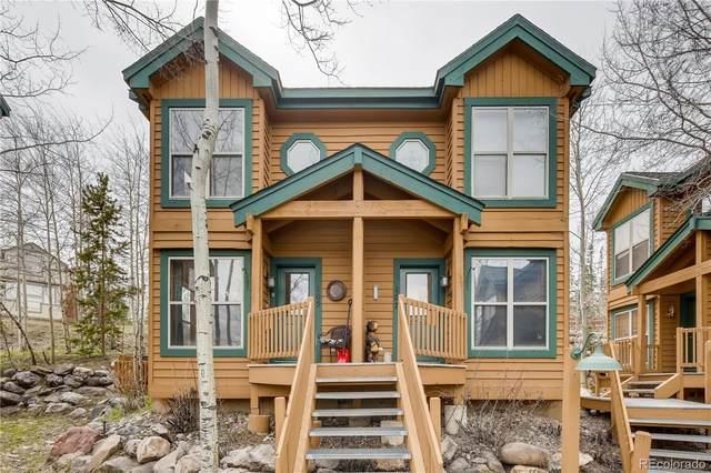105 Saddle Ridge Drive, Silverthorne, CO 80498 (MLS #9439610) :: 8z Real Estate