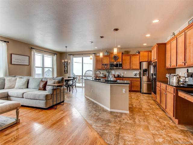 42007 Westchester Circle, Elizabeth, CO 80107 (#9440669) :: The HomeSmiths Team - Keller Williams