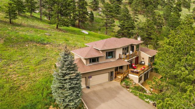 33031 Alpine Lane, Evergreen, CO 80439 (#9441286) :: James Crocker Team