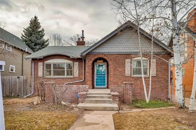 2327 Hudson Street, Denver, CO 80207 (#9441385) :: Mile High Luxury Real Estate