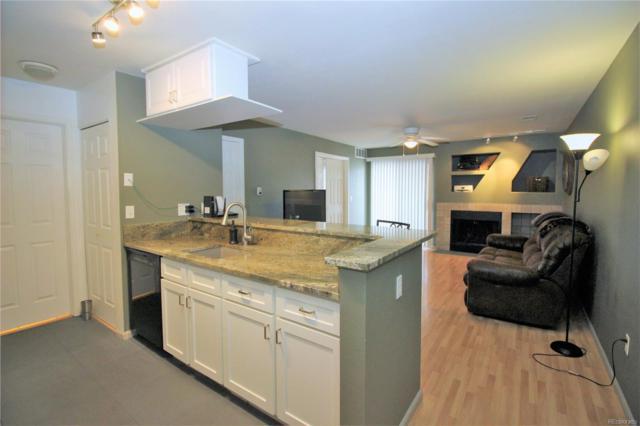 2575 S Syracuse Way A107, Denver, CO 80231 (#9445068) :: Wisdom Real Estate