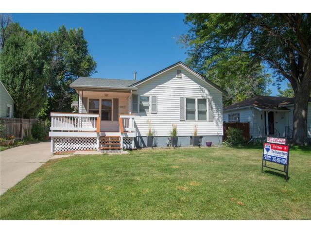 1107 S Monroe Street, Denver, CO 80210 (MLS #9448916) :: 8z Real Estate
