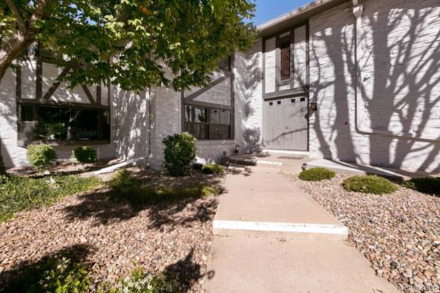 5741 E Ithaca Place #1, Denver, CO 80237 (MLS #9449888) :: 8z Real Estate