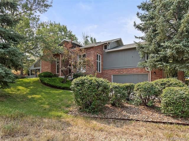 14550 W 3rd Avenue, Golden, CO 80401 (MLS #9450406) :: 8z Real Estate