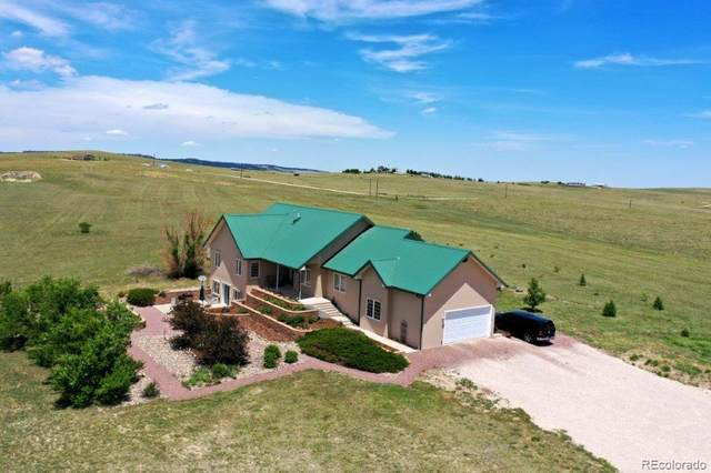 22970 Murphy Road, Calhan, CO 80808 (MLS #9450857) :: 8z Real Estate
