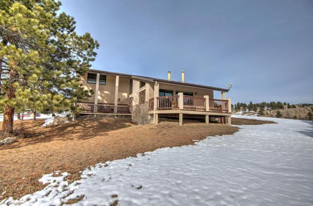 6880 Kilimanjaro Drive, Evergreen, CO 80439 (#9451392) :: The City and Mountains Group