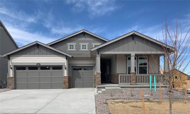 8143 S Valleyhead Way, Aurora, CO 80016 (#9454322) :: The Gilbert Group
